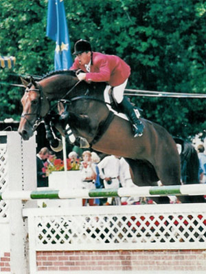 Nabab de Reve, sire of London 2012 Olympic medalist London.