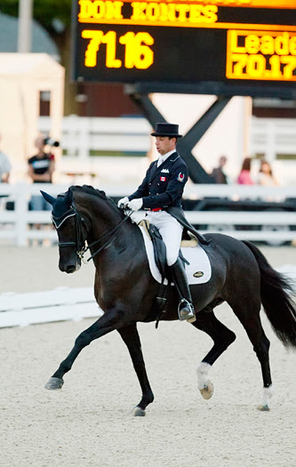 David Marcus and Don Kontes will be stepping into the limelight at the 2014 Central Park Horse Show.