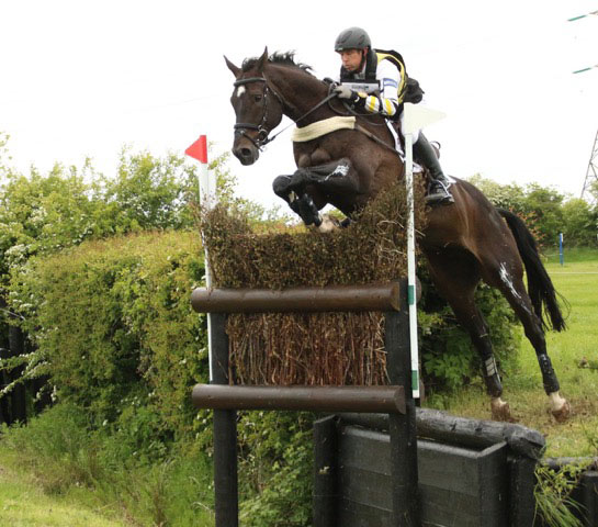 Favorit Z and Sam Griffiths at the 10th combination.