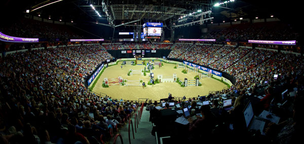 FEI's new partnership with IMG will enhance equestrian sport viewing experience for broadcasters and viewers around the world for major events, including the Longines FEI World Cup Jumping Final in Las Vegas last month.