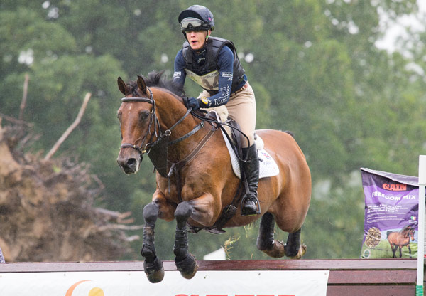 CIC1* winners Flora Harris (GBR) and Cesano H.