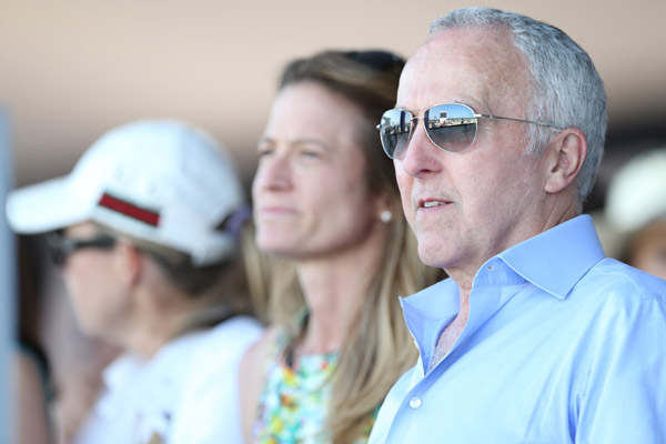 "Frank McCourt's new team showjumping league promises to be ""transformative"" for the sport."