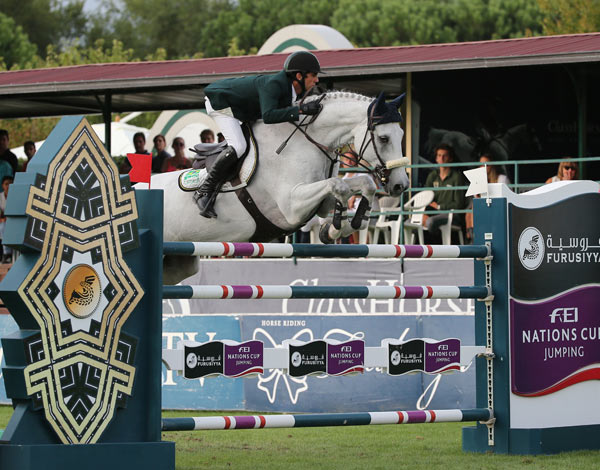 Marlon Modolo Zanotelli and Valetto led Brazil to victory at the last qualifying leg of the Furusiyya FEI Nations Cup Jumping 2015 Europe Division 2 League at CSIO San Marino Arezzo in Italy on Friday
