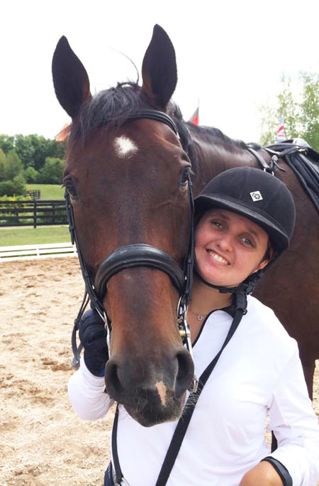 Sydney Collier and Scampano 2.