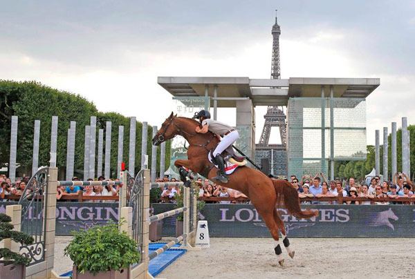 A new venue for the Paris leg of the 2016 Longines Global Champions Tour has been announced.