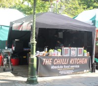 The Chilli Kitchen in the Carfax