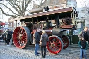 Princes Marina Steam Engine