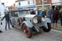 A Rolls Royce