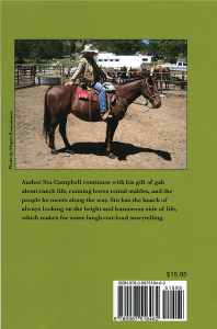More Humor Around Horses back cover