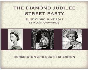 Horsington Village Jubilee Street Party