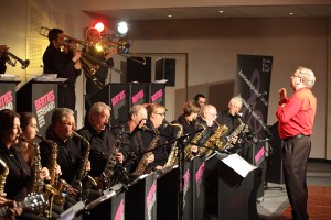 Bertie's Big Band