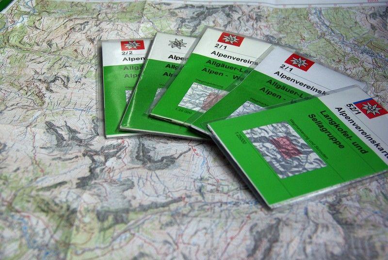 mapy alpenverein