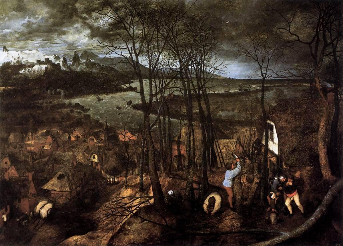 Gemlde Pieter Bruegels des lteren