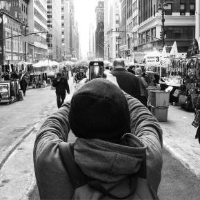 Street Photography - NYC November 2015