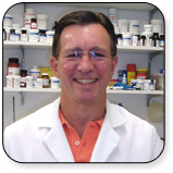 Steve Horst Chief Pharmacist Photo