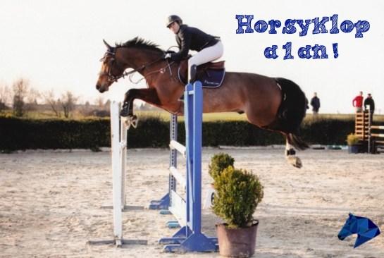 1 an horsyklop
