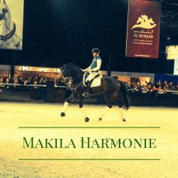 Devoucoux Makila Harmonie