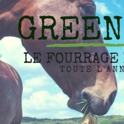 Greener : du fourrage frais toute l'année