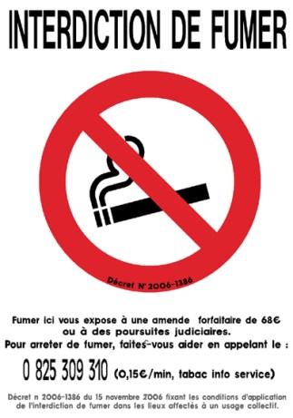 fumer lieu public