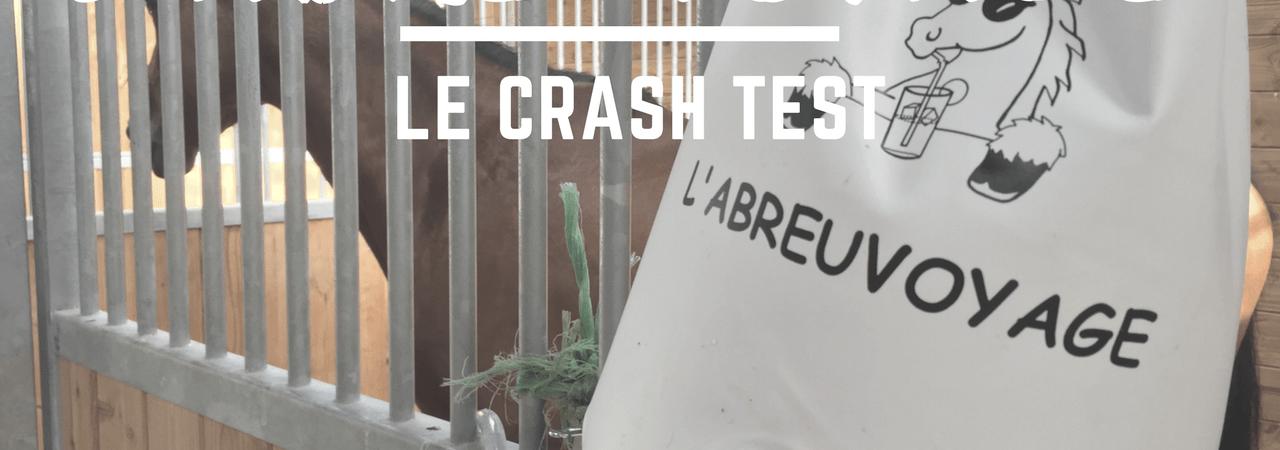[Crash Test ] L'abreuvoyage, l'abreuvoir spécial concours !