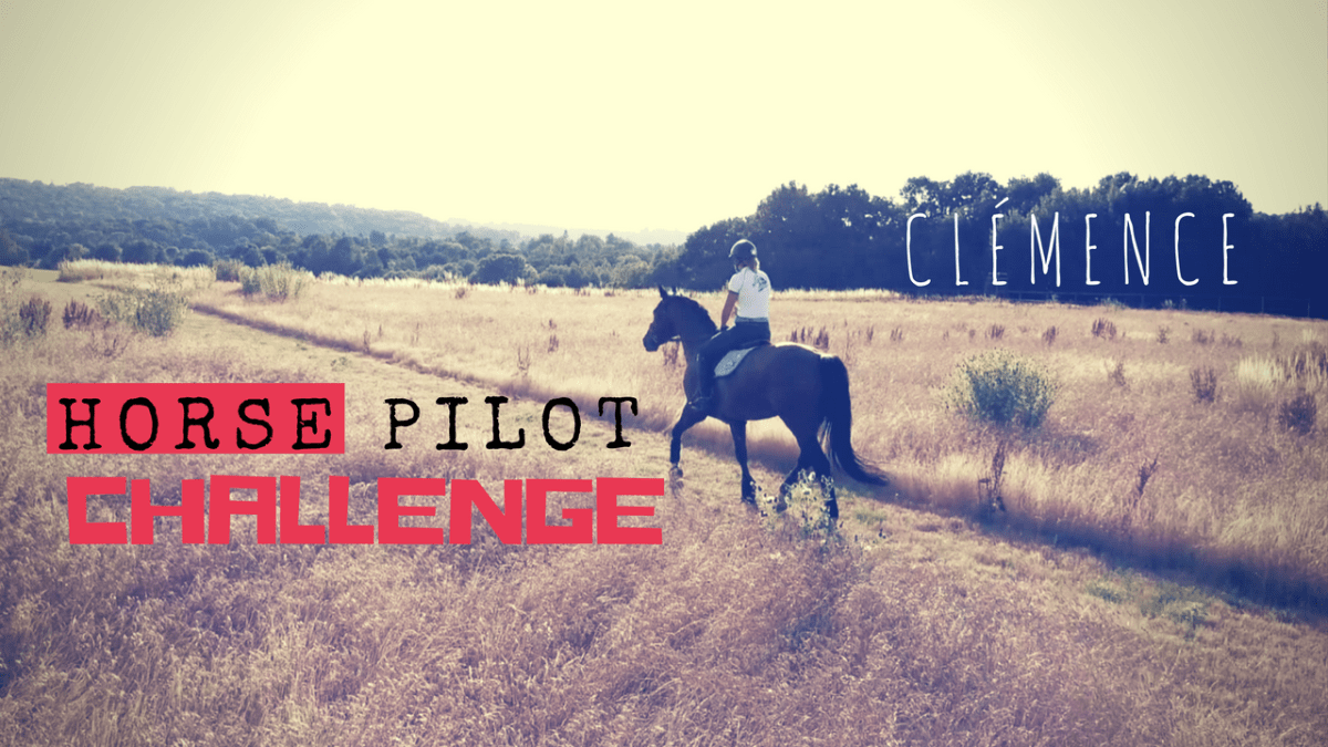 Horse Pilot Challenge : be a pilot and challenge your riding