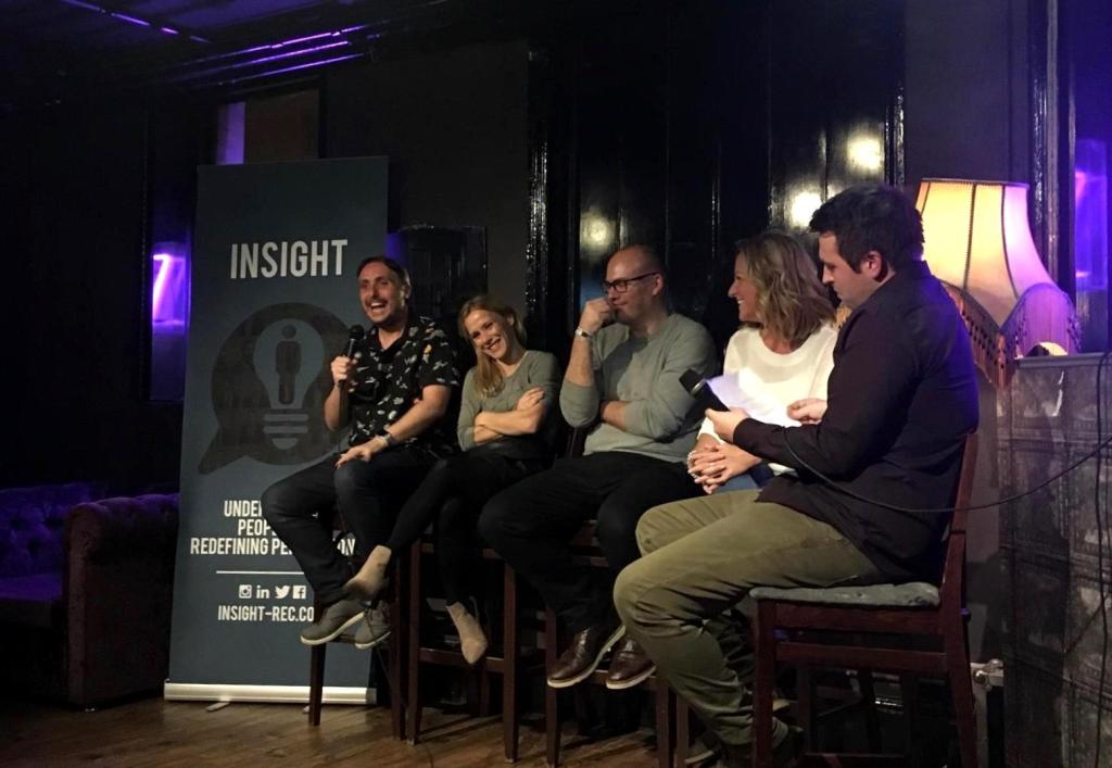 Insight into innovation panel