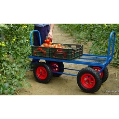 greenhouse-picking-cart