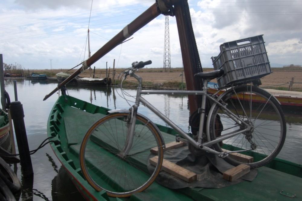 Travessia per l'Albufera en bicicleta i barca (1/2)