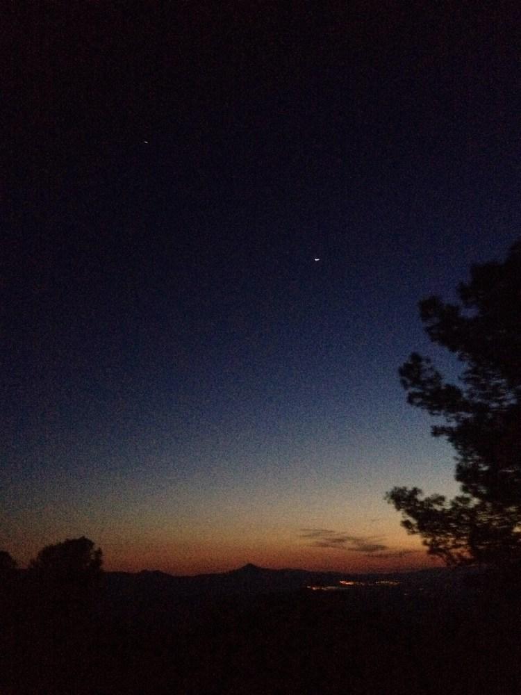 Ruta senderisme nocturn a Picassent (5/6)