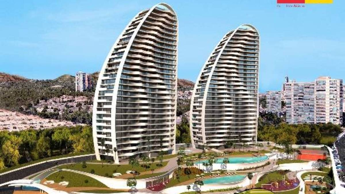 Furor por vivir en Benidorm: TM vende 15 pisos de su nuevo proyecto en 24h