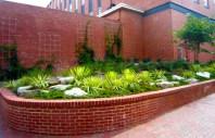 Polk Hall Garden, North Carolina State University