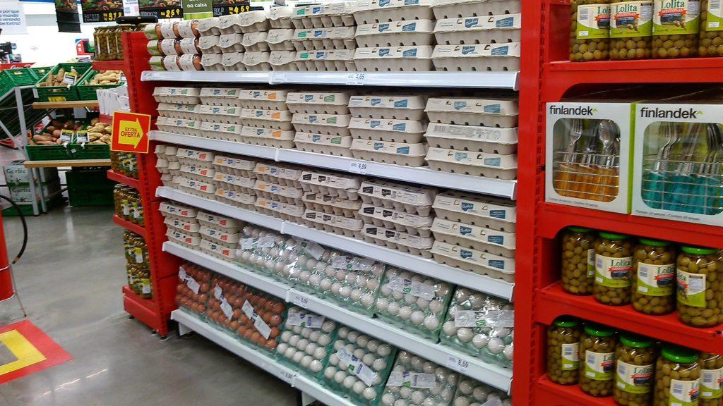 Rack de ovos
