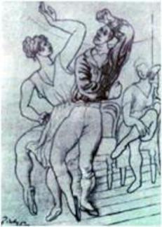 Picasso-Felix-Garcia-Vera-Nemtchinova