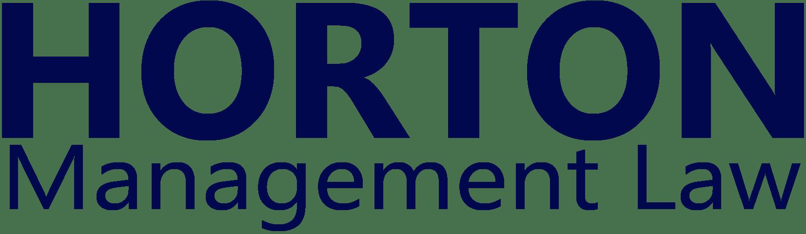 Horton-Management-Law