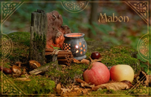Happy Autumnal Equinox and a Merry Mabon to you all