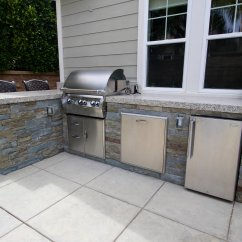 Grill For Outdoor Kitchen Furniture Store Kitchens And Bbq Grills Horusicky Construction 3