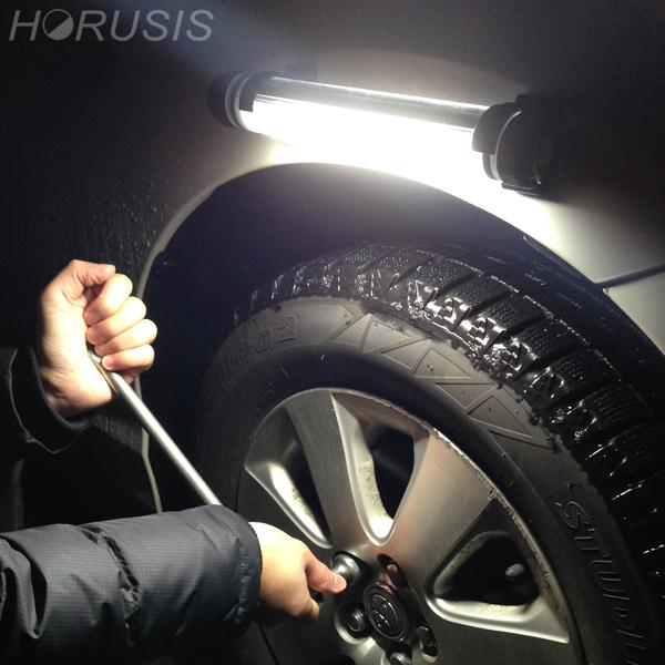 HORUSIS CHARGE LAMP ホルシスチャージランプ マグネットホルダー 投光器
