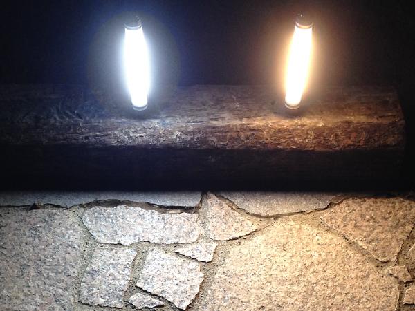 HORUSIS CHARGE LAMP(ホルシス チャージランプ)