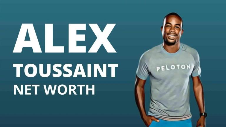 ALEX TOUSSAINT Net Worth