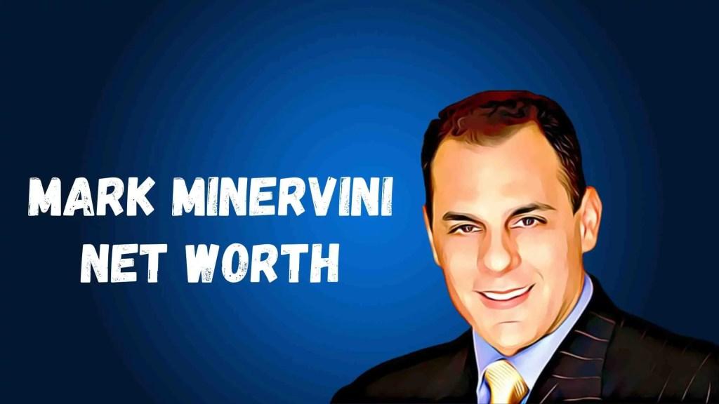Mark Minervini Net Worth