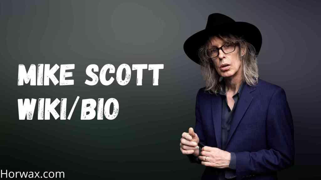 Mike Scott wiki & Bio