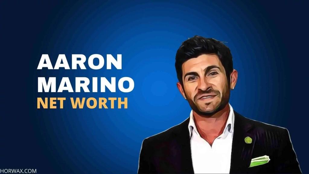 Aaron Marino Net Worth