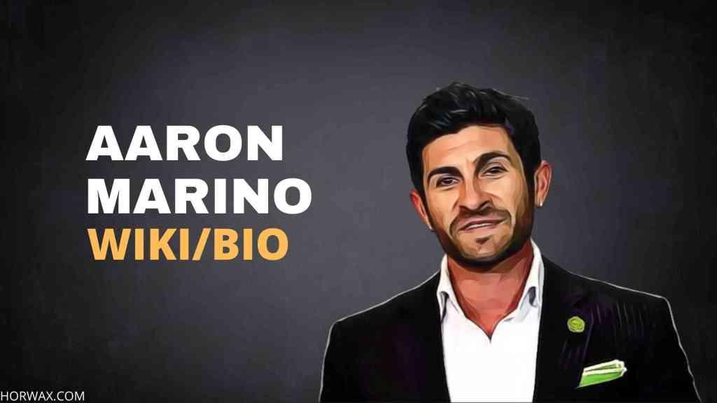 Aaron Marino Wiki & Bio
