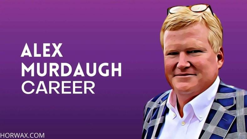 Alex Murdaugh Net Worth & Professional Career