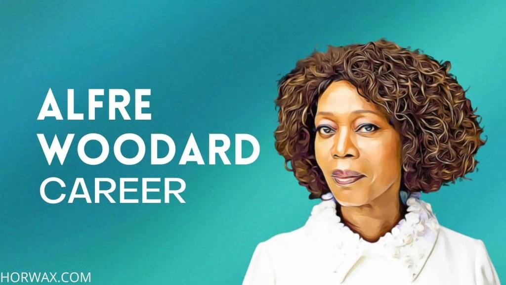 Alfre Woodard Career