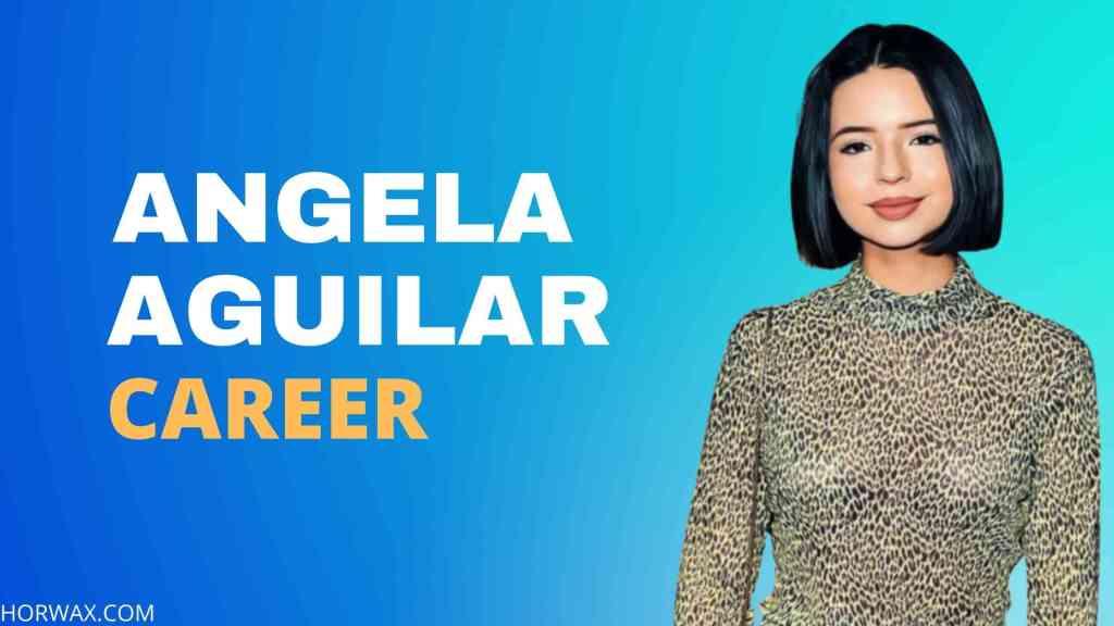 Angela Aguilar Net Worth & Professional Career