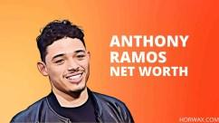 Anthony Ramos Net Worth, Age & Full Bio (2021)