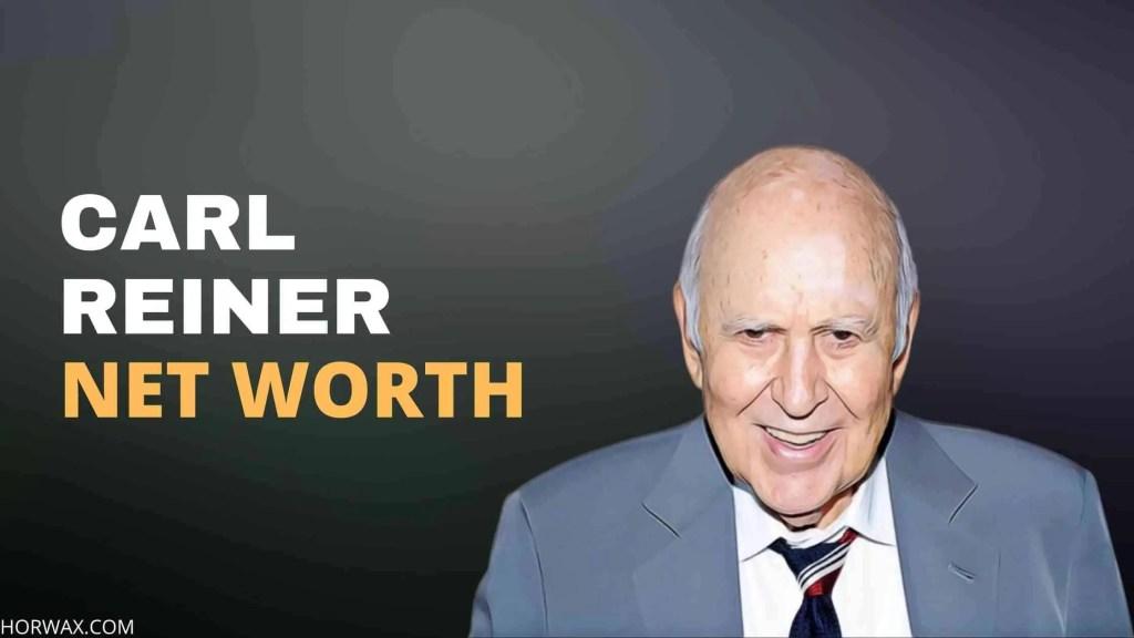 Carl Reiner Net Worth