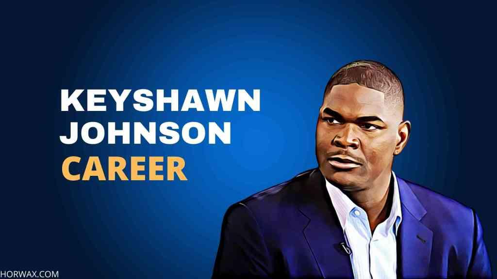 Keyshawn Johnson Career