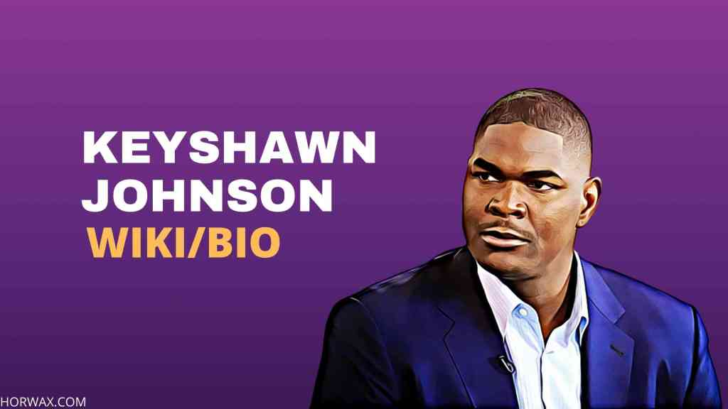 Keyshawn Johnson Wiki & Bio